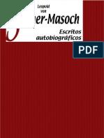 Sacher-Masoch - Escritos autobiográficos