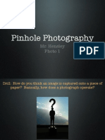 P1 Pinhole