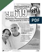 Lista de Pensionados IVSS 23-09-2012