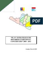 01 Documentos Normativos Gestion Planes Desarrollo Plan Desarrollo Concertado Pdc2003-2011