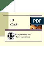 Ib Cas Facts