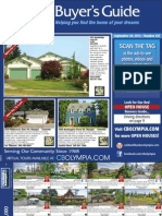 Coldwell Banker Olympia Real Estate Buyers Guide September 29th 2012