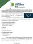 Invitación a Encuentro Universitario 2012