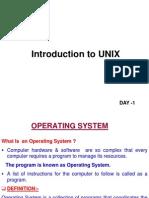 Unix Training PPT Day 1