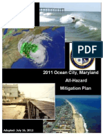 Ocean City Hazard Mitigation Plan 2012