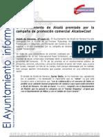 ALCALDÍA Premio AlcalowCost