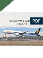 Jet Labour Dispute
