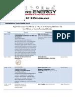 Core 2012 Program -