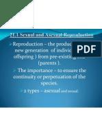 pmr scieces Reproduction
