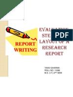 RM Report Format Tanvi