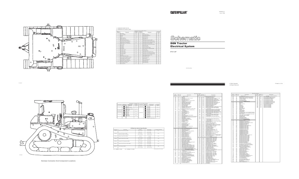 cat d n wiring diagram on cat d9l, cat d8l, cat d10r,