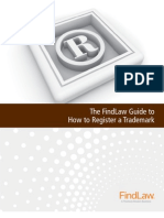 FindLaw Guide to How to Register a Trademark