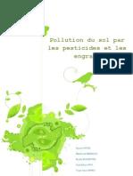 Pollution Du Sol Par Les Pesticides Et Les Engrais