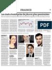20120926 LeMonde Pesimismo Empresarial