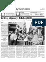 20120926 LeMonde Grecia Flexibilidad