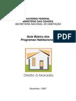Guia Basico Dos Programas Habitacionais