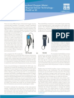 Dissolved Oxygen Meter Comparison YSI Pro20 v 55 - Features to Consider Beyond Technology