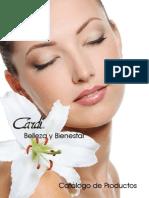 Catálogo Cardí Belleza y Bienestar 2012