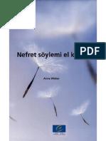 Weber - Nefret Soylemi El Kitabi