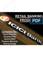 Retail Banking Products Final