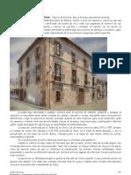 Don Pedro de La Torre, Mina Marte. Chupahielos. Familias; Muro, Laffort y Aranjuelas.