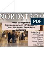 Group - 22_Retail Case Nordstorm