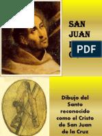 San Juan de la Cruz.