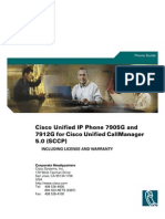 CISCO IP PHONE GUIDE 512 Guide