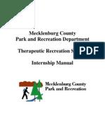 Internship Manual 2012