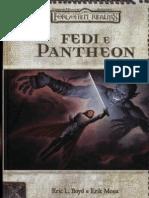 [D&D 3.0 ITA] Accessorio - Fedi e Pantheon