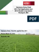 Harmony Extra Field Fall Applied Rockport MO