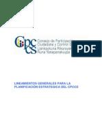 ESQUEMA ESTRATEGICO CPCCS