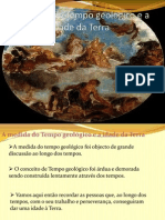 4 - A medida do Tempo geológico e a idade