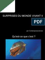 Surprises Du Monde Vivant II