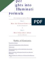 Springmeier & Wheeler - Deeper Insights Into the Illuminati Formula