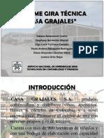 Informe Casa Grajales