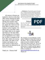 Main News Letter 2