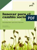 Innovar para el cambio social. De la idea a la acción