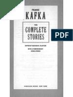Kafka Cares of a Family Man
