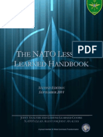 Lessons Learned Handbook 2nd Edition