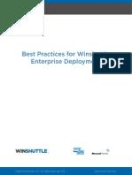 Winshuttle WEDBestPractices Whitepaper En