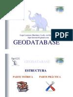 Sesion 14 Postgis y Geodatabases