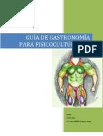 Guia de Gastronomia