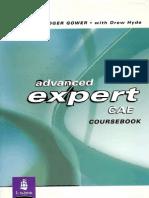 CAE Expert Course Book