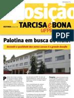 Informativo Tarcisa e Bona UFPR pra Valer | Edição número 5, 2012