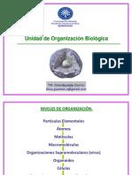 Clase 1KINE Unidad de Organizacion Biologica