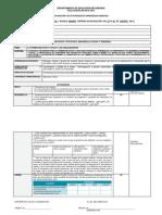 Formato de planeacion formación civica y etica 1