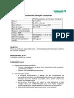 2 - Antibioticoprofilaxia em Cirurgias Urológicas(1)