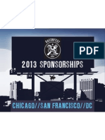 Baconfest USA 2013 Sponsor Deck
