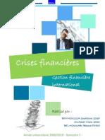 Rapport Gif La Crise